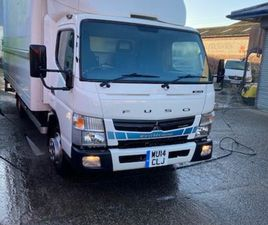 MITSUBISHI CANTER FUSO HYBRID FOR SALE IN CORK FOR €12,750 ON DONEDEAL