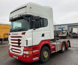 SCANIA R560 TOPLINE REAR LIFT TWIN LINE HYDRAULICS FOR SALE IN ARMAGH FOR €1 ON DONEDEAL