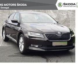 SKODA SUPERB 2.0TDI 150BHP STYLE COMES WITH 2 YE FOR SALE IN DONEGAL FOR €19,900 ON DONEDE