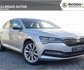 SKODA SUPERB STYLE 2.0 TDI FOR SALE IN WESTMEATH FOR €41,665 ON DONEDEAL