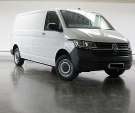 VOLKSWAGEN TRANSPORTER 28 PVS TDI 110HP M FOR SALE IN WATERFORD FOR €23,130 ON DONEDEAL