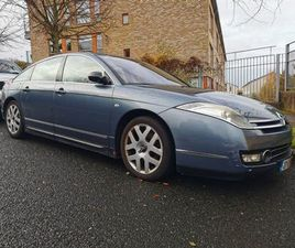 CITROEN C6 RARE CAR FOR SALE IN DUBLIN FOR €3,800 ON DONEDEAL