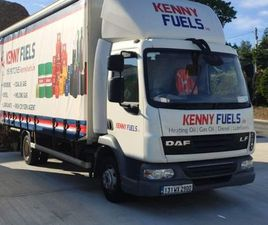 DAF LF 45 7.5 TONNE CURTAIN SIDE FOR SALE IN WEXFORD FOR €12,000 ON DONEDEAL
