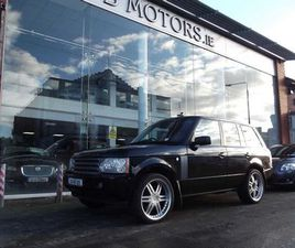 RANGEROVER 2 SEATER TAX €333 FOR SALE IN DUBLIN FOR €9,950 ON DONEDEAL