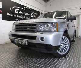 LAND ROVER RANGE ROVER SPORT, 2006 FOR SALE IN DUBLIN FOR €7,950 ON DONEDEAL