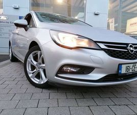 OPEL ASTRA SRI 1.6 CDTI 110PS 5DR FOR SALE IN CLARE FOR €13,950 ON DONEDEAL