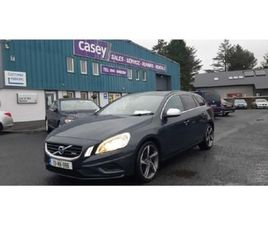 VOLVO V60 DRIVE (115 PS) R-DESIGN START/STOP FOR SALE IN MAYO FOR €10,950 ON DONEDEAL