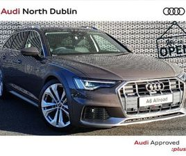 AUDI A6 AVANT NEW 50TDI 286HP QUATTRO TIP FOR SALE IN DUBLIN FOR €101,824 ON DONEDEAL