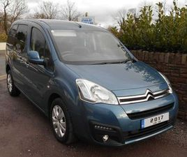 CITROEN BERLINGO MULTISPACE WHEELCHAIR ACCESSABLE FOR SALE IN KERRY FOR €17,000 ON DONEDEA