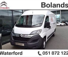 CITROEN RELAY 33 L3H2 RELAY FROM 91 PER WEEK FOR SALE IN WATERFORD FOR €23,966 ON DONEDEAL