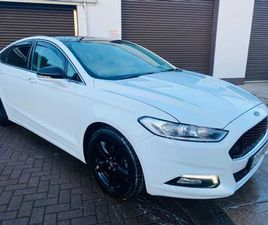 FORD MONDEO, 2017 ZETEC 2.0 150BHP FOR SALE IN MONAGHAN FOR €16,750 ON DONEDEAL