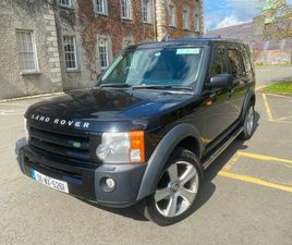LAND ROVER DISCOVERY 3 TD V6S COMMERCIAL 2006 FOR SALE IN KILDARE FOR €6,900 ON DONEDEAL