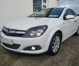 2010 OPEL ASTRA GTC SPORTIVE VAN ~ SPOTLESS ~ FOR SALE IN MAYO FOR €3,590 ON DONEDEAL