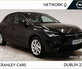 OPEL CORSA ALL NEW CORSA 2.9 APR FINANCE FOR SALE IN DUBLIN FOR €17,695 ON DONEDEAL