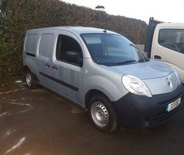 RENAULT KANGOO MAXI LWB FOR SALE IN MEATH FOR €5,995 ON DONEDEAL