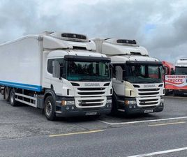 2013 SCANIA E5 P280 6X2 FRIDGE BOX FOR SALE IN LOUTH FOR €1 ON DONEDEAL