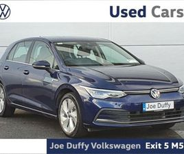 VOLKSWAGEN GOLF STYLE 1.5TSI 150HP AUTO FOR SALE IN DUBLIN FOR €32,900 ON DONEDEAL