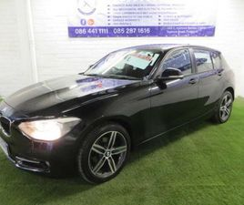 2013 BMW 1-SERIES, 114I - 2YEARS NCT FOR SALE IN DUBLIN FOR €10,450 ON DONEDEAL