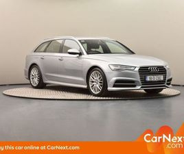AUDI A6 S LINE AVANT 2.0 TDI ULTRA S TRONIC FOR SALE IN DUBLIN FOR €25,950 ON DONEDEAL