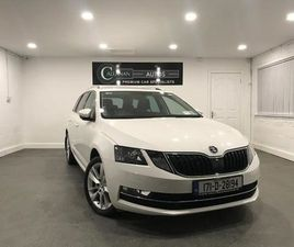 SKODA OCTAVIA COMBI STYLE 1.6 TDI 115HP 4DR FACE FOR SALE IN LOUTH FOR €16,950 ON DONEDEAL