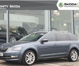SKODA OCTAVIA STYLE COMBI 1.0 TSI 115 HP GREAT FA FOR SALE IN WICKLOW FOR €21,950 ON DONED