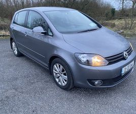 VW GOLF PLUS 1.6 TDI FOR SALE IN LIMERICK FOR €5,950 ON DONEDEAL