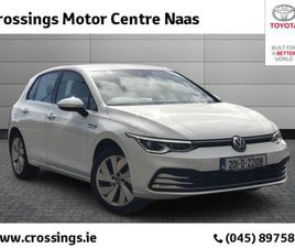 VOLKSWAGEN GOLF FROM 118 PER WEEK S 1.5 TSI D7 FOR SALE IN KILDARE FOR €30,888 ON DONEDEAL