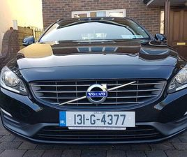 VOLVO V60 D4 163HP BUSINESS EDITION FOR SALE IN GALWAY FOR €8,900 ON DONEDEAL