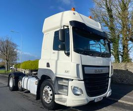DAF CF460 C/W HYDRAULICS FOR SALE IN LIMERICK FOR €22,500 ON DONEDEAL