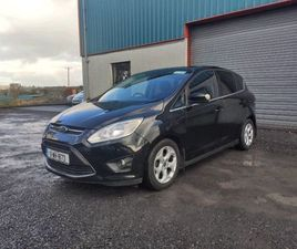 FORD C-MAX 1.6 TDCI 2011 FOR SALE IN MAYO FOR €5,500 ON DONEDEAL