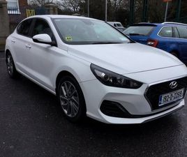 HYUNDAI I30 FASTBACK 1.0T PETROL - WARRANTY AA 20 FOR SALE IN DUBLIN FOR €20,950 ON DONEDE