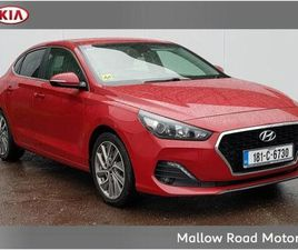 HYUNDAI I30 I 30 FASTBACK 5DR FOR SALE IN CORK FOR €16,750 ON DONEDEAL
