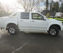 ISUZU D-MAX, 2008, CREW CAB FOR SALE IN WEXFORD FOR €8,450 ON DONEDEAL