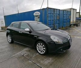 ALFA ROMEO GIULIETTA FOR SALE IN DONEGAL FOR €7,350 ON DONEDEAL