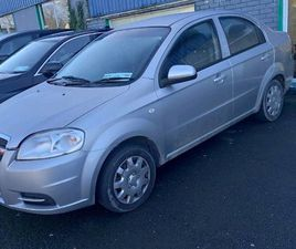 2010 CHEVROLET AVEO 1.2 PETROL FOR SALE IN CARLOW FOR €1,950 ON DONEDEAL