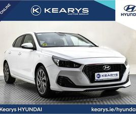 HYUNDAI I30 FASTBACK TURBO PETROL 5DR FOR SALE IN CORK FOR €24,895 ON DONEDEAL