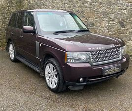 RANGE ROVER VOGUE 3.6 2009 NCT 12/21 FOR SALE IN MEATH FOR €18,950 ON DONEDEAL