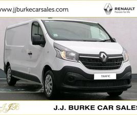 RENAULT TRAFIC LL30 BUSINESS DCI 120BHP ENERGY O FOR SALE IN MAYO FOR €23,081 ON DONEDEAL