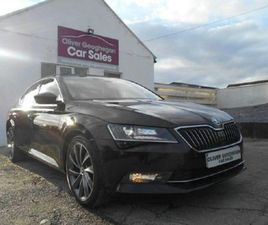 SKODA SUPERB LAURIN KLEMENT 2.0 TDI 190 BHP (CAME FOR SALE IN GALWAY FOR €22,950 ON DONEDE
