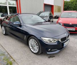 2014(142) BMW 420D LUXURY FOR SALE IN CORK FOR €17,950 ON DONEDEAL