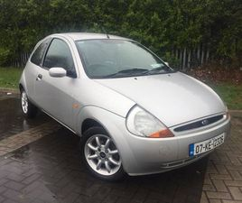 KA 1.3 ONLY PASSED NCT ONLY 63K MLS FOR SALE IN DUBLIN FOR €999 ON DONEDEAL