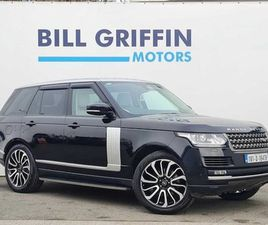 LAND ROVER RANGE ROVER 3.0 TDV6 AUTOMATIC 292BHP FOR SALE IN DUBLIN FOR €54,950 ON DONEDEA