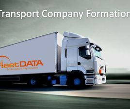 TRANSPORT COMPANY FORMATION FOR SALE IN GALWAY FOR €1 ON DONEDEAL