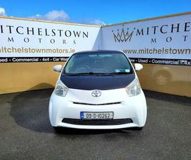 TOYOTA IQ, 2009 FOR SALE IN CORK FOR €3,450 ON DONEDEAL