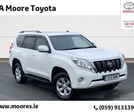 TOYOTA LANDCRUISER 5 SEAT BUSINESS AUTO FOR SALE IN CARLOW FOR €41,465 ON DONEDEAL