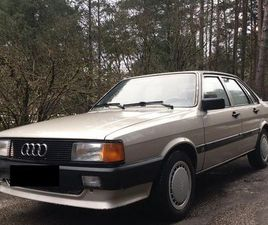 AUDI 80 CC 1986, 1.8 PETROL, LEFT HAND DRIVE FOR SALE IN MEATH FOR €3,500 ON DONEDEAL