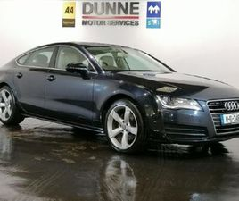 AUDI A7 3.0TDI SE AUTOMATIC AA APPROVED 204BHP FOR SALE IN DUBLIN FOR €16,999 ON DONEDEAL