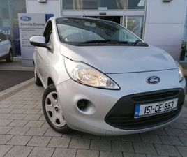 FORD KA EDGE 1.2 69PS 2DR LOW TAX IDEAL STARTER FOR SALE IN CLARE FOR €9,950 ON DONEDEAL