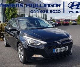 HYUNDAI I20 DELUXE 5DR FOR SALE IN WESTMEATH FOR €13,500 ON DONEDEAL