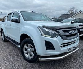 17 ISUZU D-MAX EIGER 1,9 TWIN TURBO NEW MODEL 61K FOR SALE IN TYRONE FOR £14,250 ON DONEDE